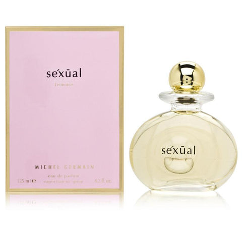 Michel Germain Sexual Femme Perfume 125ml - Stinky Phobia Canada