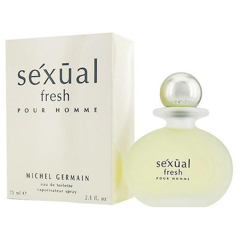 Michel Germain Sexual Fresh Pour Homme Cologne 125ml - Stinky Phobia Canada