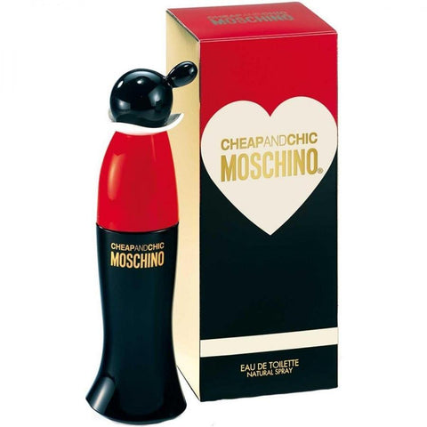 Moschino Cheap and Chic Perfume 100ml - Stinky Phobia Canada