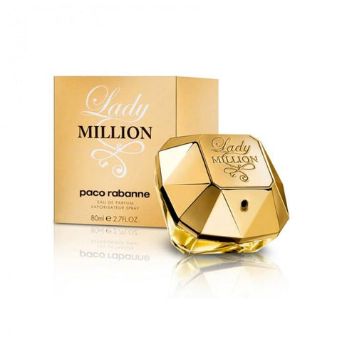 Paco Rabanne Lady Million 80ml edp - Stinky Phobia Canada