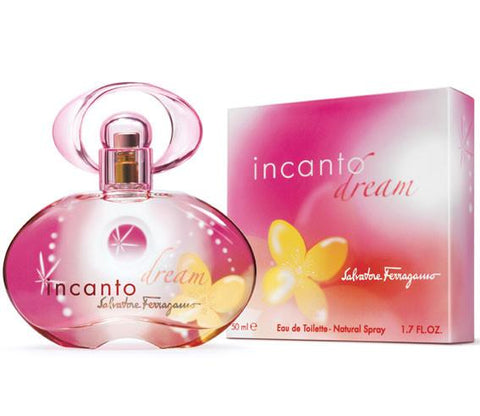 Salvatore Ferragamo Incanto Dream Perfume 100ml - Stinky Phobia Canada