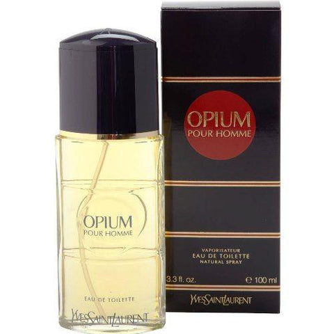 Yves Saint Laurent - YSL Opium Pour Homme Cologne 100ml - Stinky Phobia Canada
