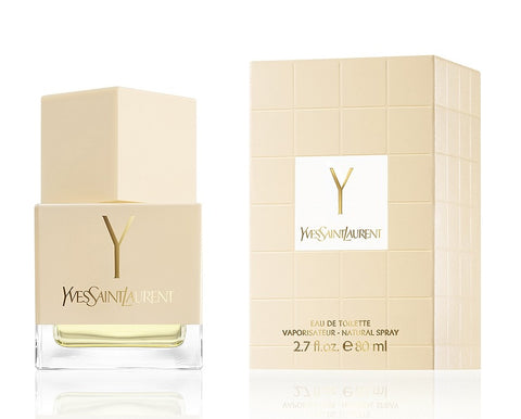 Yves Saint Laurent Y Perfume 80ml - Stinky Phobia Canada