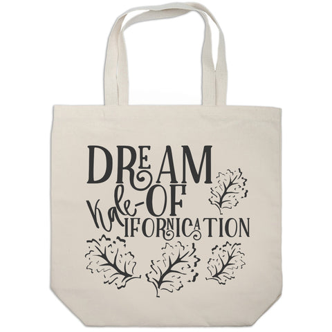 Dream of Kale-ifornication Tote bag