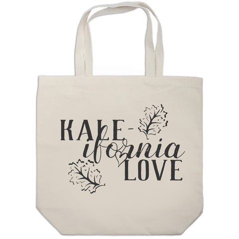 Kale-ifornia Love Tote bag