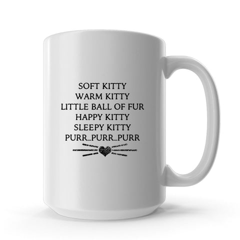 Soft Kitty Mug