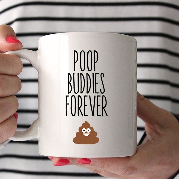 Poop Buddies Single Mug