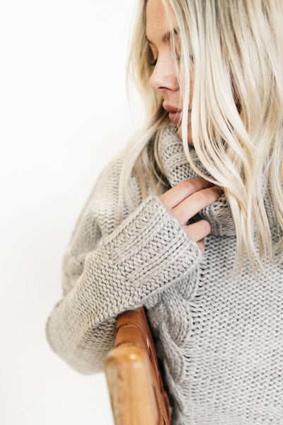Fireside Knit Sweater