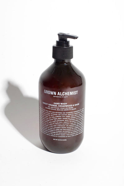 Hand Wash: Sweet Orange / Cedarwood / Sage - 500 ML