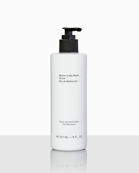 No. 04 Bois de Balincourt - Hand + Body Wash