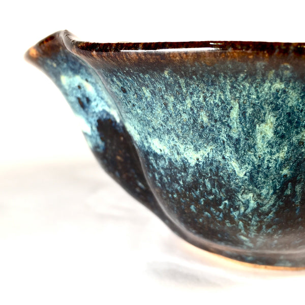 Deep Sea Cinquefoil Bowl