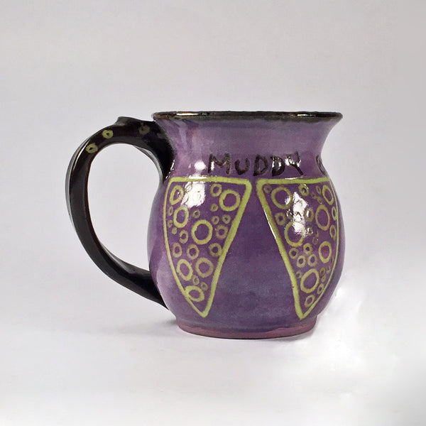 Muddy Brush Pottery Signature Mug. Please See the Entire Collection!