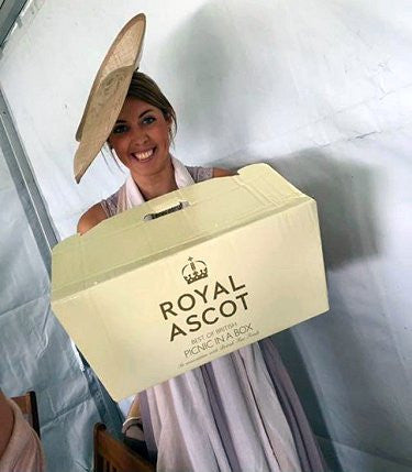 Picnic Boxes at Royal Ascot
