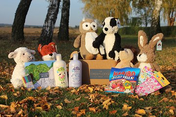 Childrens's Welcome Hamper
