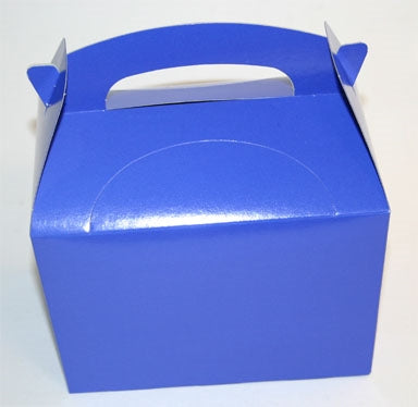 Blue Party Box - Pack of 50
