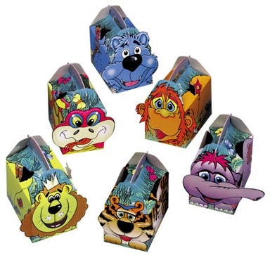 Jungle Party Box - Pack of 50