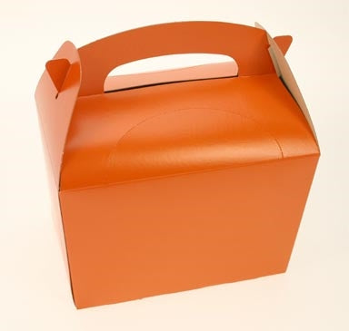 Orange Party Box - Pack of 50