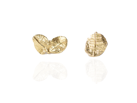 Aretes laureles mini