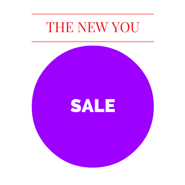 The New You Sale