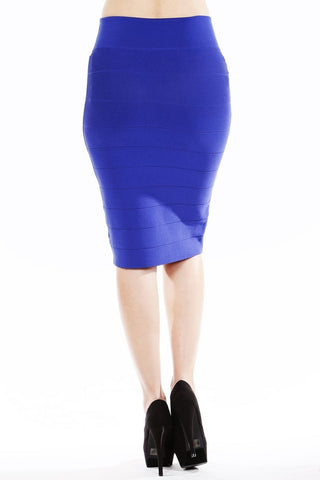 BodyCon Pencil Skirt - ShopSplice - 1