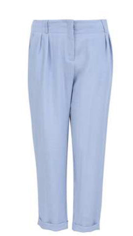 Hillary High Waisted Trouser - ShopSplice