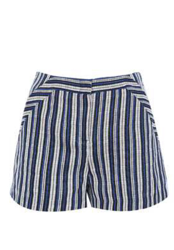 Abby Stripped Short - ShopSplice