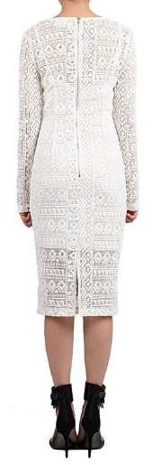 Tribal Lace Dress - ShopSplice - 2
