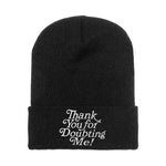 'Thank You For Doubting Me' Beanie