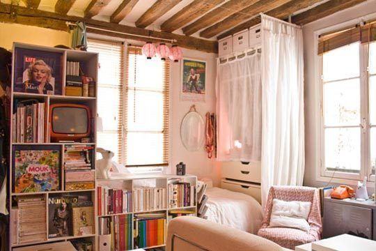 10 Ideas you can Steal from Small Spaces