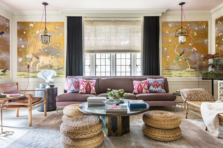 Chicest Ways to Decorate With Animal Prints