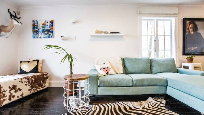 Spotted: Zebra Rugs Inside Celebrities' Homes