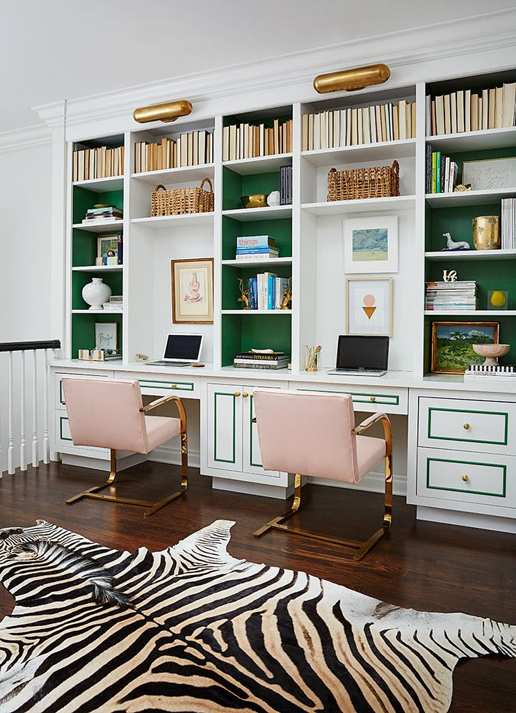 Outsourcesol-Modern-Interior-Zebra-Rug-Amy-Corley