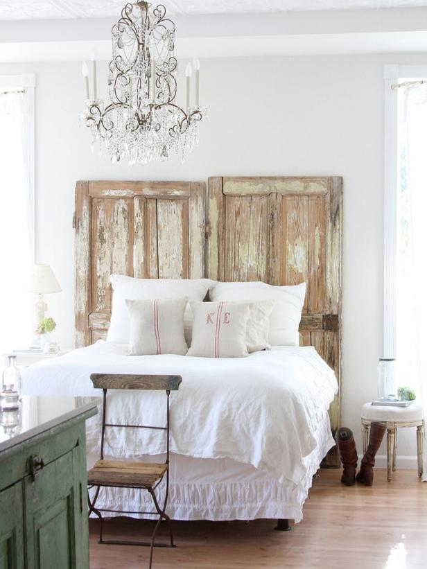 distressed-screen-headboard-divan-bed-rustic-bedroom