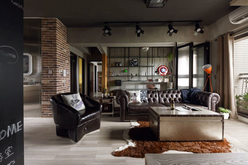 man-cave-musculine-interior-living-room-2