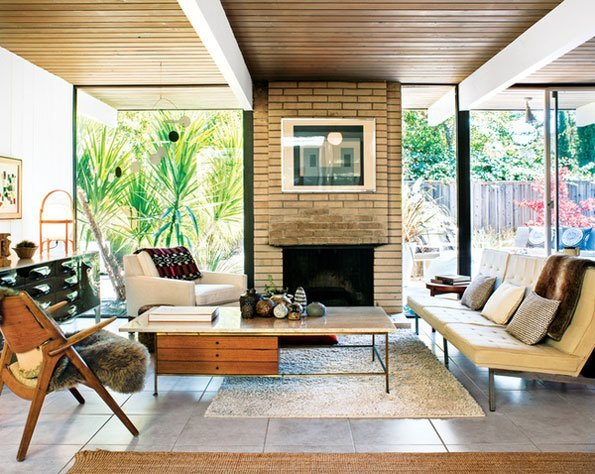 mid-century-modern-interior-design-living-room