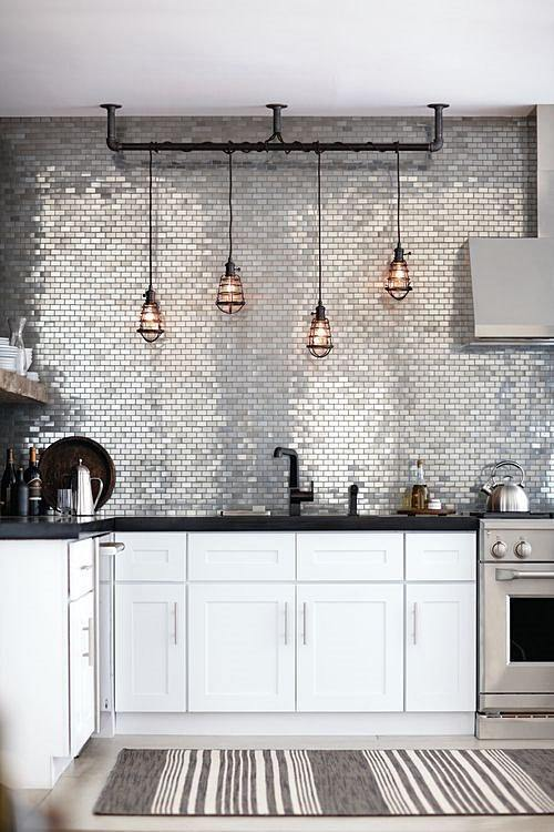 shimmering-kitchen-tiles