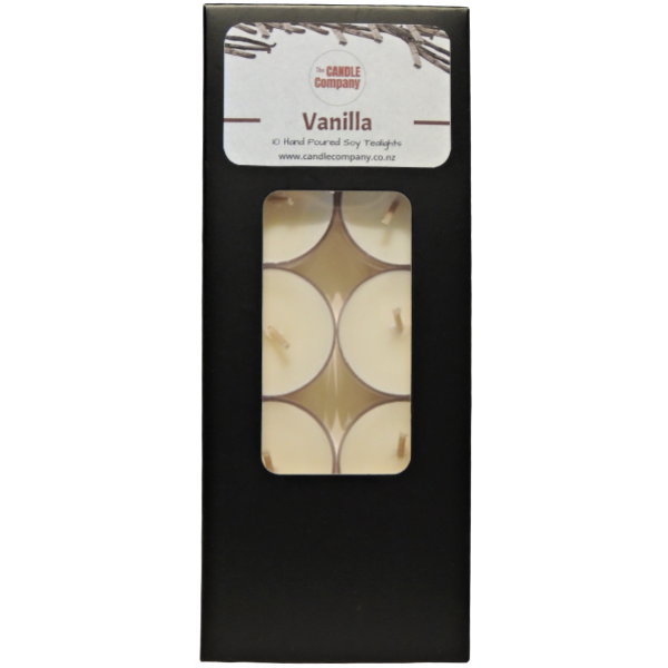 Soy Tealights - 10 Pack