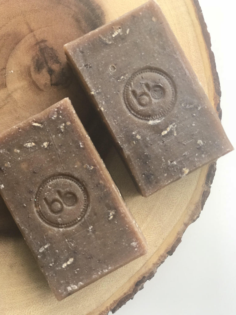 Cinnamon Scrub Bar Soap