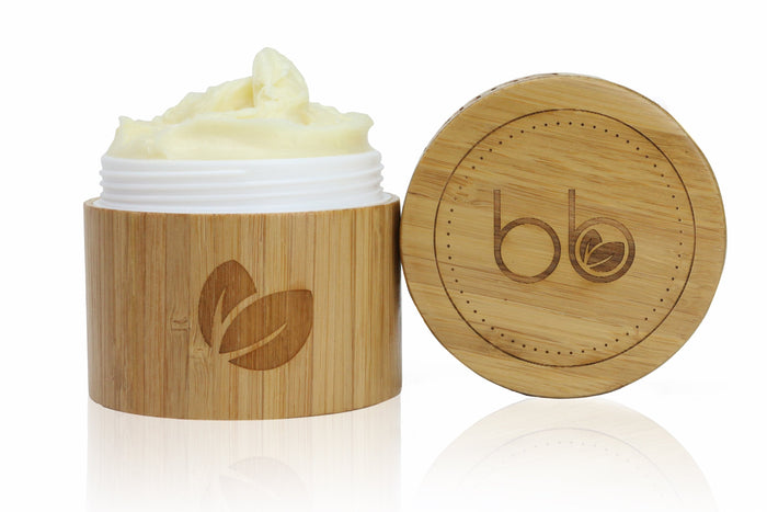 THE ORGANIC BODY BUTTER