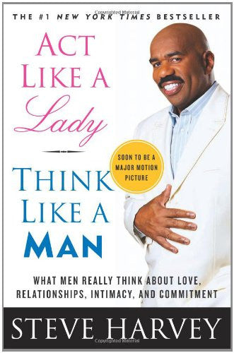 Book Review: Act Like a Lady, Think Like A Man.