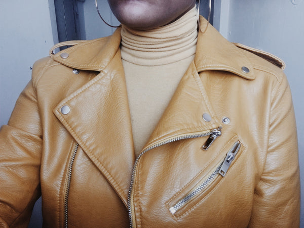Fall Must Have: The Leather Jacket