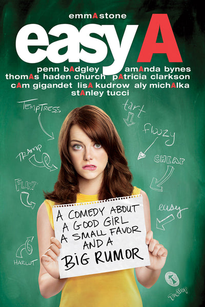 Movie Review: Easy A