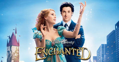 Movie Review: Enchanted