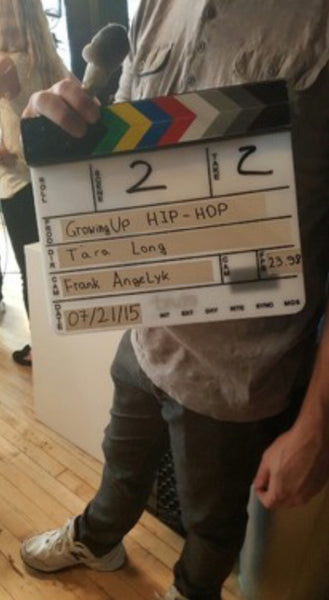 #BEINGAPA: ON SET! (GROWING UP HIP HOP EDITION)