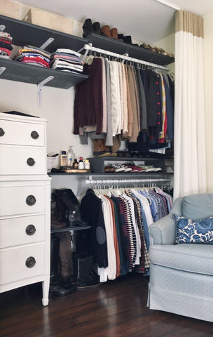 Here Are Some Tips And Ways I Plan On Getting My Closet Right And To Create  More Self Space!!