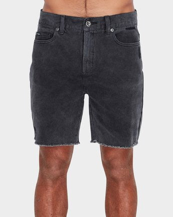 Rockers Walkshort - Black Fade
