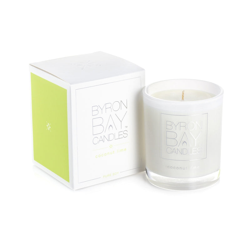 Coconut Lime Pure Soy Candle