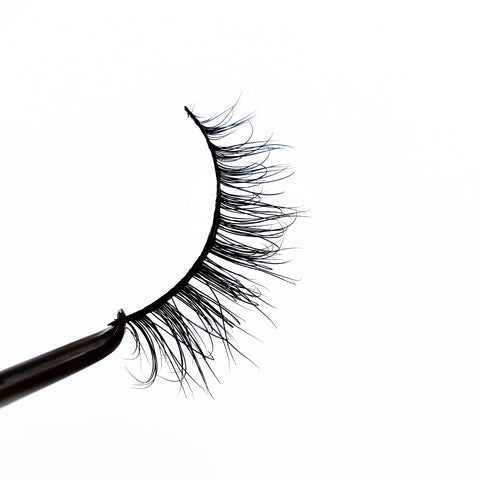 Baby 3D Real Mink Eyelash Strip - LaashLashes