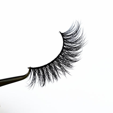 Monroe 3D Real Mink Eyelash Strip - LaashLashes