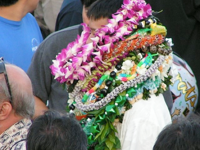 Leis are the Hawaiian Tradition for Pre-Summer Events